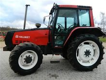 Used Valmet 6300 in