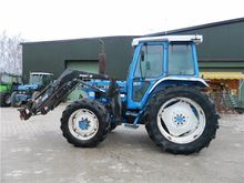 Used Ford 7610 in Ja