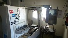 2007 Haas Automation VF-2 DYT