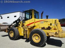 2001 New Holland LW170TC