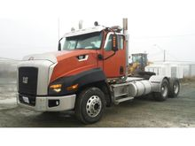 2014 CATERPILLAR CT660 CU244901
