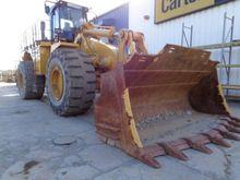 2011 CATERPILLAR 992K CU2282794