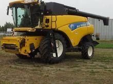2006 New Holland CR 980