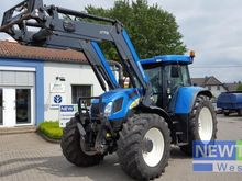 2008 New Holland T 7540