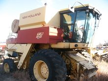 1990 New Holland TR96