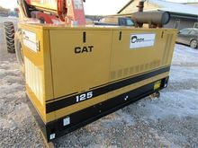 Used CATERPILLAR 125