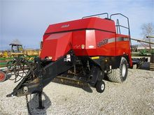 Used CASE IH LBX331