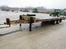 1989 REDI HAUL Flatbed Trailers