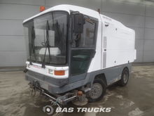 2001 Ravo Road sweeper - Veegma