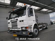 1996 Scania P93 M 220