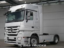 2010 Mercedes Actros 1846 LS