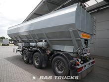2000 EKW 45m3 3x Schnecke 2x Le