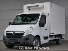 2011 Opel Movano