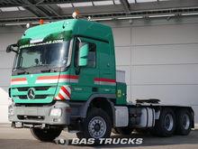 2009 Mercedes Actros 2655 LS