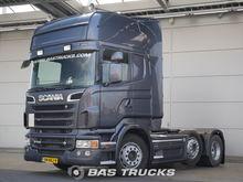 2011 Scania R730