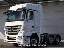 2011 Mercedes Actros 2544 LS
