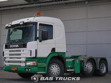 2002 Scania 114 L