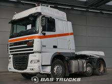 2012 DAF XF105.460 RHD Unfall O