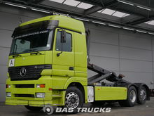 1999 Mercedes Actros 2543 L