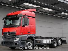 2013 Mercedes Actros 2545 L