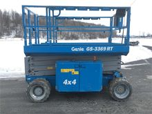 2013 GENIE GS3369RT