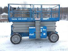 2007 GENIE GS4390RT