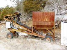 GRACE 15 ton SURGE BIN