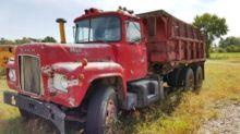 1970 Mack dump truck