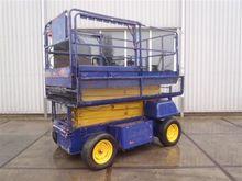 Used 2000 JLG 3969E