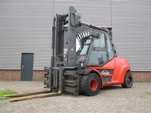 Used 2008 LINDE H80D