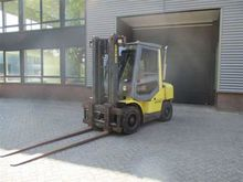 2000 HYSTER H4.50XM-D