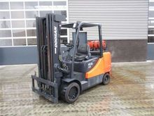 Used 2007 DOOSAN GC4