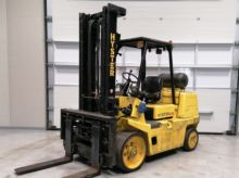 Used 2005 HYSTER S6.