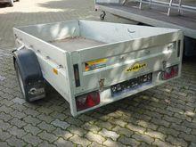 Car trailer Humbaur HA75 / 100