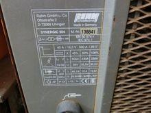 Schutzgas-Schweißgerät MIG-MAG