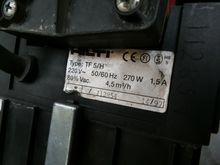 Kernbohrmaschine Hilti DD100 Bo