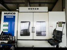 2007 Hurco VMX64/40T