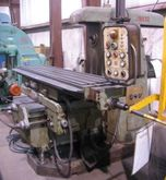 TOS FA5B-U HORIZONTAL MILL