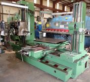 TOS Horizontal Boring Mill #331