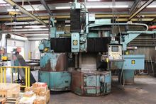 "Giddings & Lewis 36"" 4-Axis CNC"