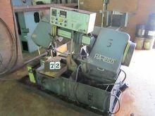 Amada HA-250 Automatic Horizont