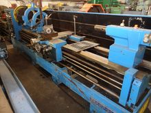 2008 Sharp 30120V Engine Lathe
