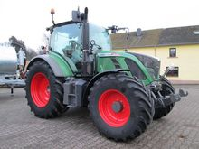 2014 Fendt 514 Vario Power