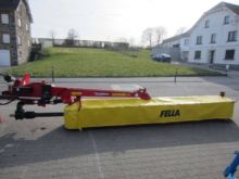 2015 Fella SM 4080 TL