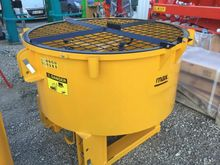 New Concrete mixer :