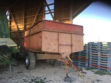 1990 Magriar 8T Cereal tipping