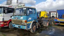 1988 HINO 4x2 CAB CHASSIS