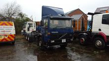 1999 VOLVO FL6 6x4 CAB CHASSIS