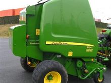 Used John Deere 854