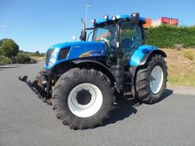 Used Holland T 7030